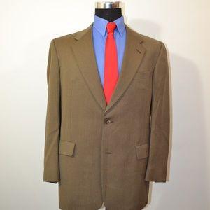 HSM Hart Schaffner Marx 41R Sport Coat Blazer Suit